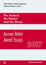 "Cover von ""The Student, the Patient and the Illness"""