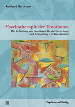 "Cover von ""Psychotherapie der Emotionen"""